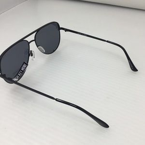 Quay Australia Accessories - Quay x Desi Perkins High Key Mini 57mm Sunglasses